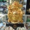 Thần tài ôm vàng Y134