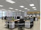 Bàn làm việc của nhân viên nên cải thiện điều kiện ánh sáng thế nào?