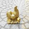 Gà đồng trên trứng vàng D246