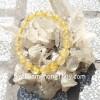 Chuỗi thạch anh tóc vàng A+ Uruguay S6226-S3-3509