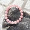 Chuỗi thạch anh dâu hồng 10 li S6231-S3-1275
