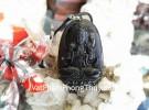 Phật đá hắc ngà tuổi Mùi + Thân S6340-6