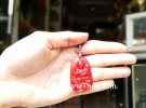 Phật đá mã não đỏ tuổi Thìn + Tị S6337-4