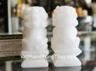 Sư tử đá trắng GM034