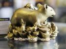 Tượng gia đình chuột D273