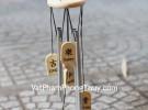Chuông gió 4 ống nhôm Lucky CG1224-17