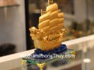 Thuyền buồm rồng sóng xanh C191A