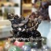 Rùa đầu rồng đá hắc ngà GM071