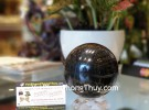 Quả cầu thạch anh đen GM151-6541