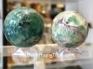 Quả cầu dạ quang xanh HM160-5858