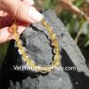 Chuỗi thạch anh tóc vàng Uruguay S6663-1553
