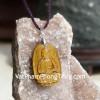 Phật bản mệnh đá mắt mèo trung Tuất, Hợi S6842-8