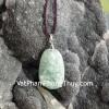 Phật bản mệnh Phỉ Thúy xanh đậm sắc sảo A+ nhỏ tuổi Thìn, Tỵ S6865-4