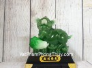 Vua heo xanh ngọc chân gác cải LN020