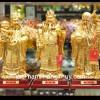 Tam đa phước lộc thọ vàng lớn LN111