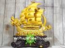 Thuyền buồm đầu rồng kim sa lướt sóng LN139