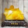 Phật di lạc vác như ý trên túi tài lộc khủng LN187