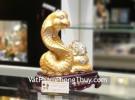Rắn vàng phú quý chiêu tài H431G