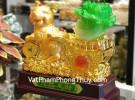 Chuột vàng khủng kéo bắp cải xanh TM001