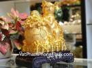 Chuột vàng ôm giỏ vàng tấn tài TM005