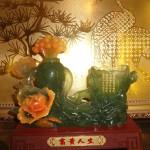 nhan sanh phu quy Y249 150x150 Mẫu đơn đựng bút Y249