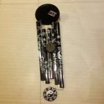 chuong gio 368k c1242 DEN. 150x150 Chuông gió 5 ống đen C1242