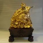 coc vang de go lon e058 1 150x150 Thiềm thừ trên tiền vàng Y046