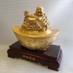 phat di lac tren nen vang e311 150x150 Phật ngồi trên nén vàng E311