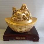 phat di lac tren nen vang e311 2 150x150 Phật ngồi trên nén vàng E311