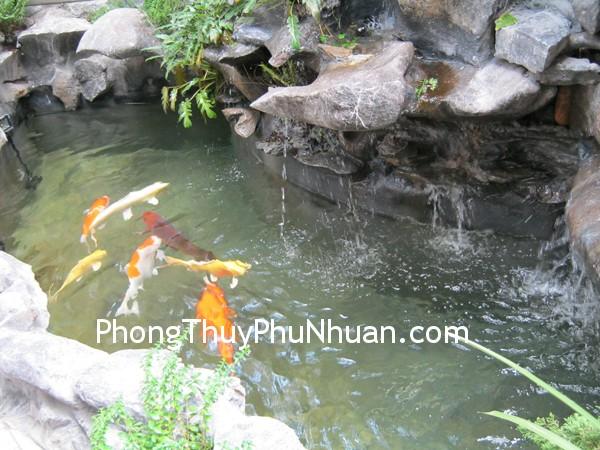fb3af0057dnam bo.jpg Kích họat tài lộc bằng thác nước sáu tầng