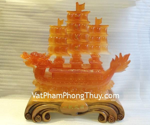 thuyen cam e206 2 Thuyền buồm cam lớn bột đá uy tín E206