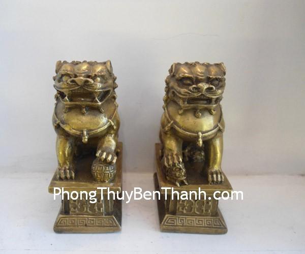 6ecd4be475ng lon.jpg Một cặp sư tử bảo vệ linh thiêng