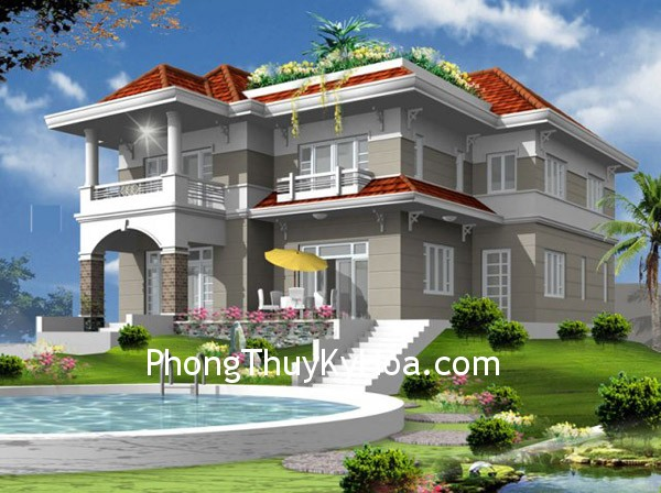 a41ac50dbd1518911.jpg1 Chọn màu cho mái nhà