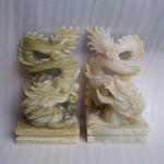 rong cam thach dung nho 150x150 Rồng Cẩm Thạch đứng nhỏ N075