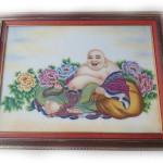 tnv02 tranh phat di lac 150x150 Tranh Phật Di Lạc TNV02