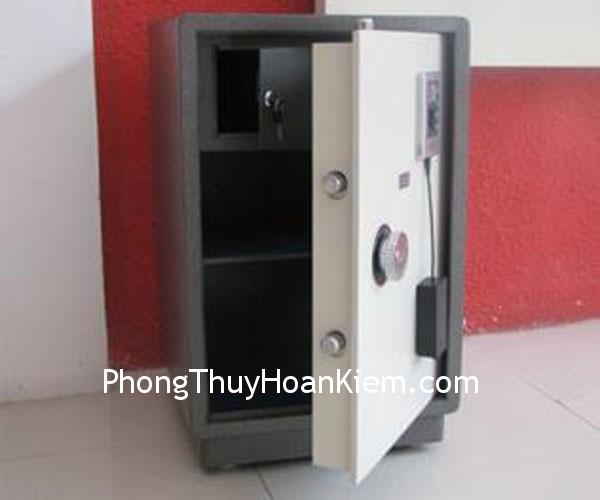 ebe820a7a3et sat.jpg Vị trí đặt két sắt của phòng tài vụ cần chú ý điều gì?