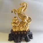 ngua vang a001 150x150 Ngựa vàng nguyên bảo A001