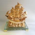 H451G Thuyen vang 150x150 Thuyền buồm vàng H451G