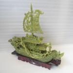 HM182 thuyen lam ngoc nho 1 150x150 Thuyền rồng lam ngọc nhỏ HM182