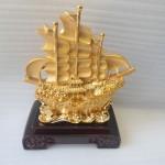 k165m thuyen vang de go 1 150x150 Thuyền buồm vàng K165M
