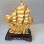 k165m thuyen vang de go 2 150x150 Thuyền buồm vàng K165M