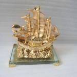 k166m thuyen buom 1 150x150 Thuyền buồm vàng nhỏ K166M