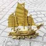 D237 Thuyen buom dong lon 1 150x150 Thuyền buồm đồng lớn D237