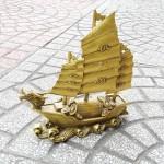 D237 Thuyen buom dong lon 150x150 Thuyền buồm đồng lớn D237
