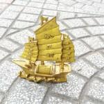 D238 Thuyen buom dong nho 150x150 Thuyền buồm đồng nhỏ D238