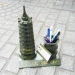 GM068 Thap van xuong 9 tang 2 150x150 Tháp Văn Xương Lam Ngọc 9 tầng đựng bút GM068