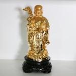 g156a phuc loc tho vang nho 2 150x150 Bộ tam đa vàng trung đế gỗ tròn G156A