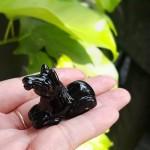 gm141 7 con giap hac nga ngo 1 150x150 Tượng Ngựa màu đen GM141 7