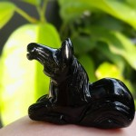 gm141 7 con giap hac nga ngo 150x150 Tượng Ngựa màu đen GM141 7