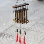cg1258 chuong gio phong thuy 150x150 Chuông gió 10 ống nhôm vàng CG1258